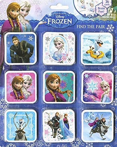 Opps la reine des neiges/jeu de memory