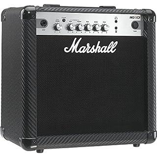 Marshall MG15CF 15 Watt Guitar Amp Carbon Fibre Finish