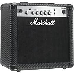 Marshall MG Series MG15CF 15W 1x8 Guitar Combo Amp Carbon Fiber (Carbon Fiber) (japan import)