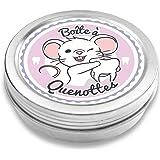 FANS & Friends Boîte à dents de lait pour garçons et filles, avec e-book gratuit, Coffret de rangement pour dents, Cadeau pou