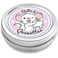 FANS & Friends Boîte à dents de lait pour garçons et filles, avec e-book gratuit, Coffret de rangement pour dents…