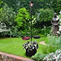 Bird Feeding Station with Solar Light, Bird Feeder & Planter from Solalite