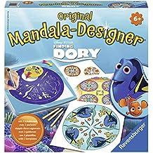 Buscando a Dory - Mandala-Designer, juego creativo (Ravensburger 29821)