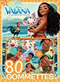 Vaiana, mes 80 gommettes