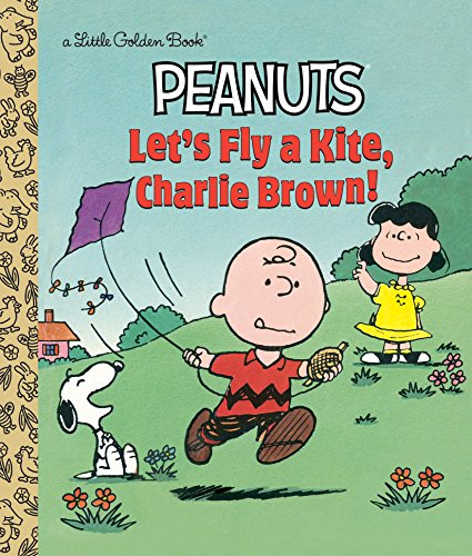 Let's fly a kite, Charlie Brown