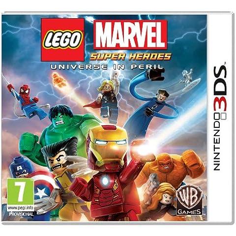 Lego Marvel Super Heroes: Universe In Peril [Importación Inglesa]