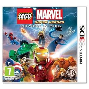Warner Bros. Interactive, Lego Marvel Super Heroes Per Nintendo 3Ds