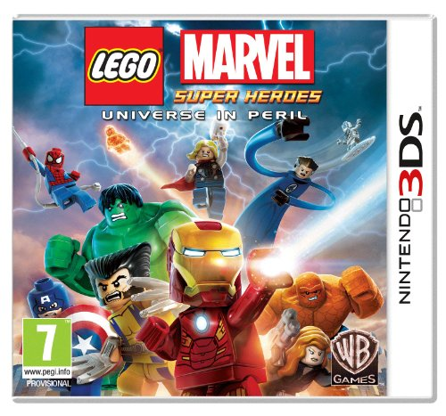 Lego Marvel Super Heroes : Universe in Peril [import...