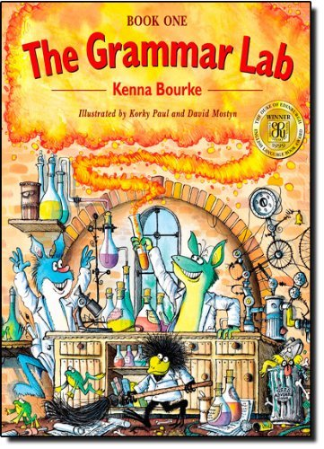 The Grammar Lab: Level 1 Student Book by Kenna Bourke (February 01,1999)