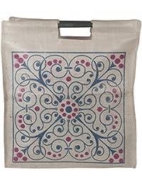 Desi Mart Polycarbonate Multi-Colour Reusable Shopper Bag