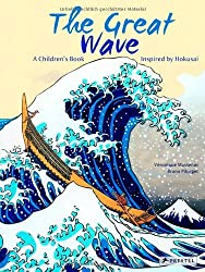 The great wave : A children's book inspired by hokusai