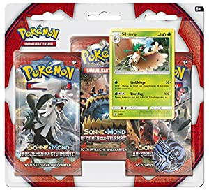 PoKéMoN 25971 Company International - PKM sm04 3-Pack Ampolla de, Parte