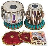 #6: TABLA SET - SANSKRITI MUSICALS - Student Tabla Drums - Musical Instruments - IB