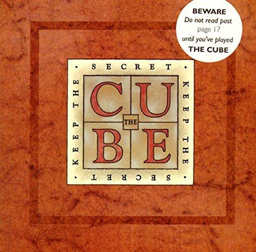 The Cube: Keep the Secret by Annie Gottlieb (1995-08-04) - 8 Cube
