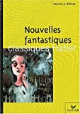 Nouvelles fantastiques by Dominique Fouquet (2002-08-28)