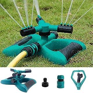 Sea pioneer m-266 360 Degree Garden Sprinkler, rotating, Automatic Lawn Water Sprinkler