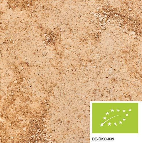 1kg BIO Dattelzucker - naturbelassener brauner Zucker aus gemahlenen BIO Datteln - die natürliche Alternative zu weißem Haushaltszucker