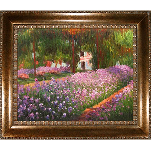 Giverny, Monet Canvas-frame (OverstockArt