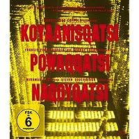 Die Qatsi Trilogie - Koyanisqatsi, Powaqqatsi, Nagoyqatsi - Remastered Edition [Blu-ray]