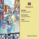 String Quartet 3/String Quartet 1/Italian Serenade