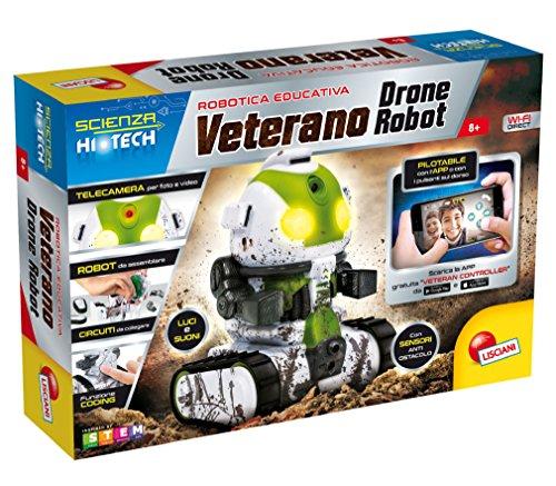 Lisciani Giochi 63918 - Scienza Hi Tech Veteran Drone...