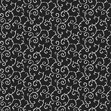 Vinyltapete Tapete Barock Retro # schwarz/weiß # Fujia Decoration # 621310