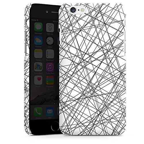 Apple iPhone 5s Housse Outdoor Étui militaire Coque Bandes Fils Motif Cas Premium mat