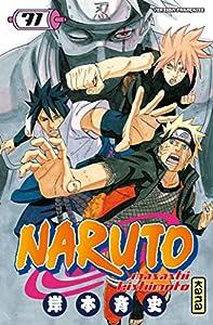 Naruto Edition simple Tome 71