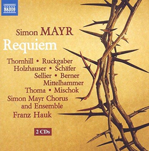 Simon Mayr: Requiem in G Minor [Box Set] by Siri Thornhill Theresa Music Box