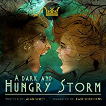 A Dark and Hungry Storm: (The Werewolf Reborn): A Dark Fantasy Novel: The Storm Series, Book 3