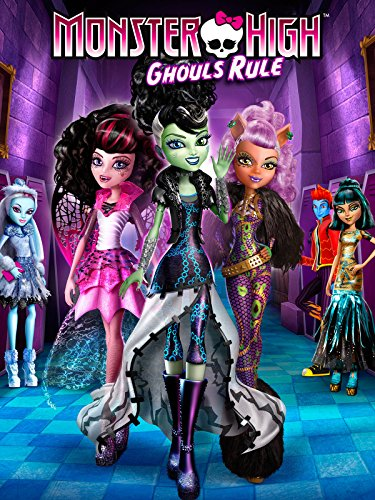 Image of Monster High: Ghouls Rule