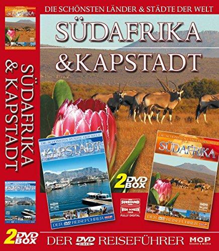 Die schönsten Länder & Städte der Welt - Südafrika & Kapstadt (2 DVDs)