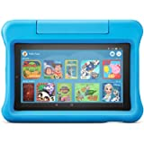 Fire 7 Kids tablet | for ages 3-7 | 7' Display, 16 GB | Blue Kid-Proof Case