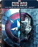 Captain America: Civil War - Steelbook