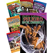 Time for Kids Informational Text Grade 5 Spanish Set 2 10-Book Set (Time for Kids Nonfiction Readers) (Teacher Created Materials Library)