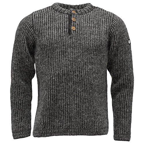 ICEWEAR Markús Isländischer Wollpullover Grey