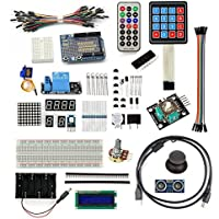 SainSmart 20-013-305 Project Starter Kit for Arduino UNO R3 Mega2560, Mega328 Nano - ukpricecomparsion.eu