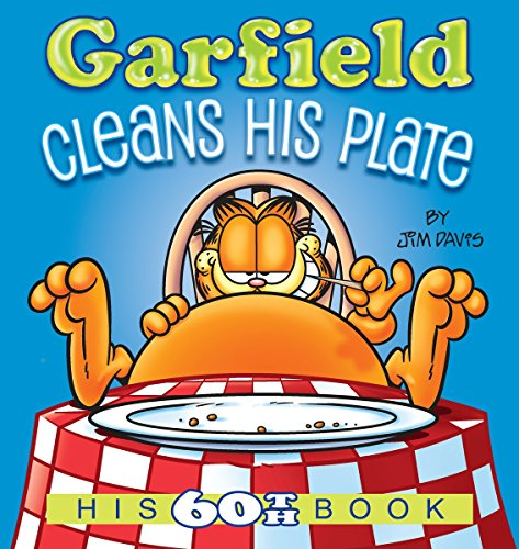 Garfield Cleans His Plate: His 60th