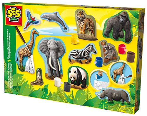 ses-animals-casting-and-painting-set-multi-colour