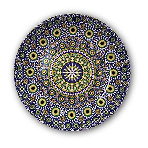 Kolorobia Moroccan Decorative Plate