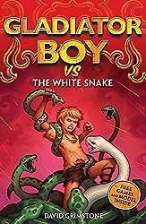 11: vs the White Snake (Gladiator Boy)