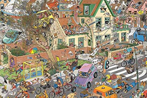 Imagen principal de Jumbo - Puzzle The Storm, 1500 piezas (01498)