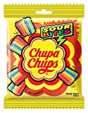 #10: Chupa Chups Sour Bites Chewy Toffee, Mixed Fruit Flavour, 61.6 g (30 Pieces)