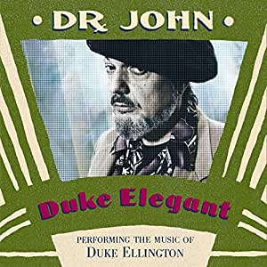 Duke Elegant: PEFORMING THE MUSIC OF DUKE ELLINGTON
