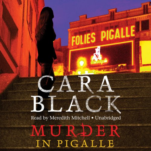 Murder in Pigalle  Audiolibri