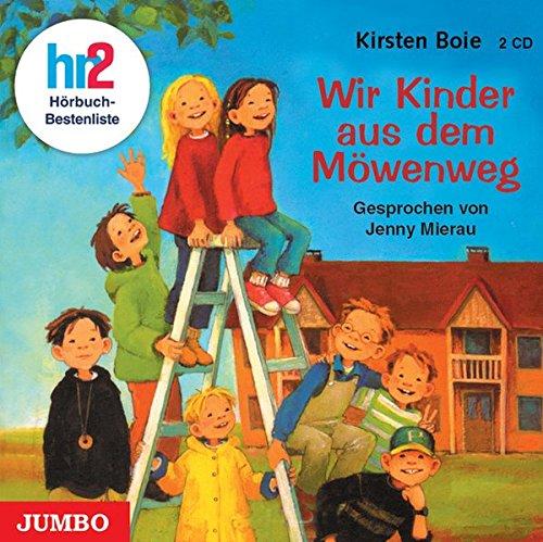 Wir Kinder aus dem Möwenweg. 2 CDs (Wir Fünf Cd)