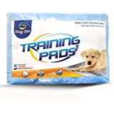 Goofy Tails Pee Pads for Dogs | High Absorption Puppy Training Pads (Regular Pads - L60cm X W45cm, 50 Pads)