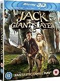 Jack The Giant Slayer [Blu-ray 3D + Blu-ray + UV Copy] [2013] [Region Free]