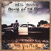 The Visitor [Vinyl LP]