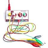 Erfindungsset, Alligator-Clip Jumper Wire Standard Controller Makey Board Kit für Arduino